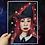 Thumbnail: Halloween Posh Witch Art Print