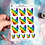 Thumbnail: Rainbow Frenchie Planner Sticker Sheet Colourful Stickers