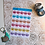 Thumbnail: Adult Reward Stickers Round Planner Sticker Sheet Colourful Encouraging Stickers