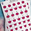 Thumbnail: YouTube Planner Sticker Sheet Stickers