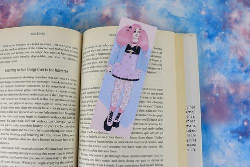 Kawaii Girl Bookmark