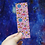 Thumbnail: Halloween Sweets Purple Bookmark