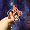 Thumbnail: Halloween Sticker Pack Glossy Pumpkin and Two Witches