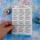 Thumbnail: Days of the Week Planner Sticker Sheet