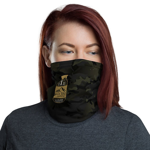 RCR Moonshine Logo Neck Gaiter (MC Black)