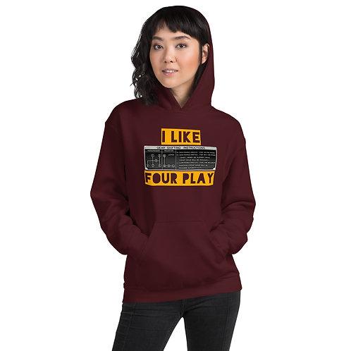 Four Play hoodie