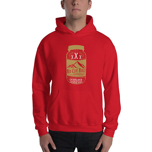 RCR Classic Logo hoodie (multiple colors)