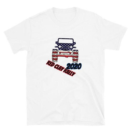 Stars and Stripes RCR 2020 Jeep shirt