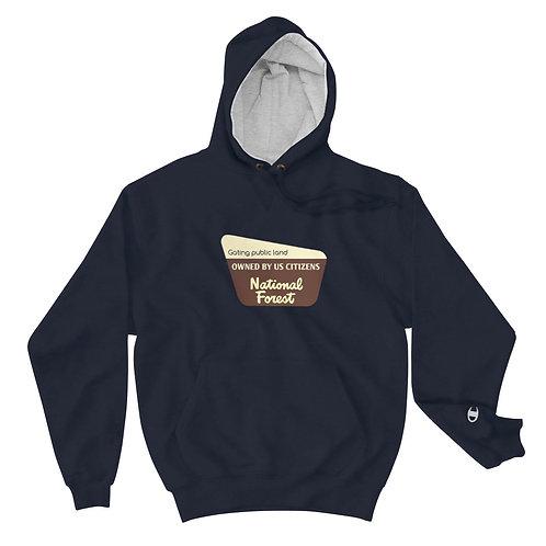 Champion Brand Public Lands Hoodie