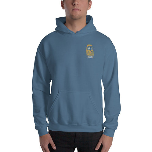 Camel Tow RCR hoodie