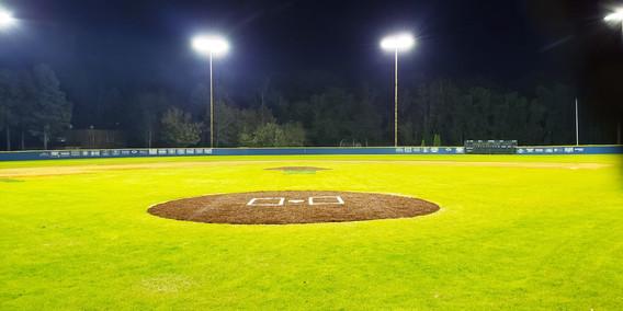 West High Baseball Field