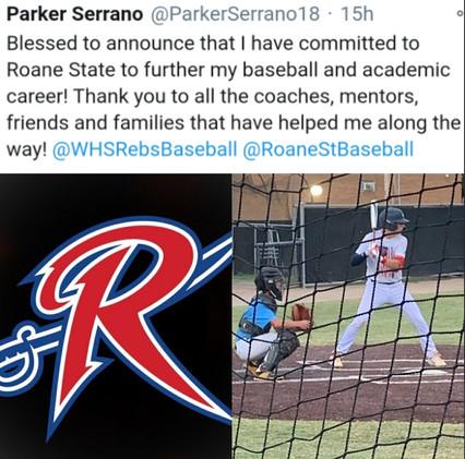Serrano commits!