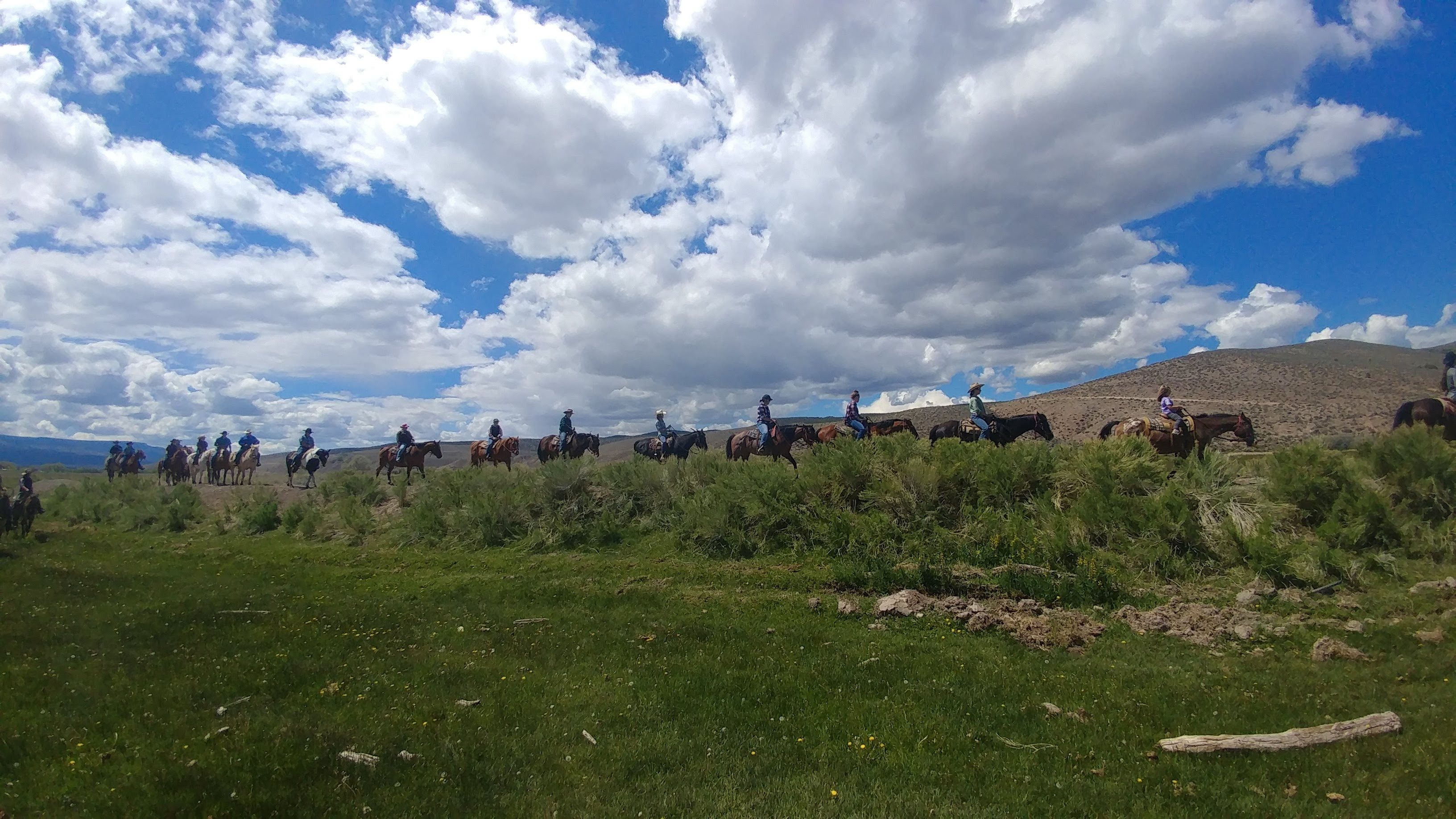 Trail Ride | Dude Ranch | Utah