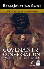 Covenant & Conversation Exodus