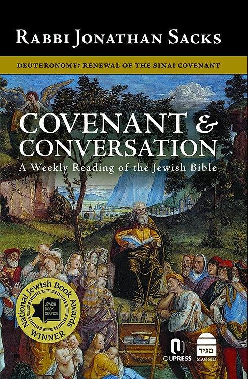 Covenant & Conversation: Deuteronomy