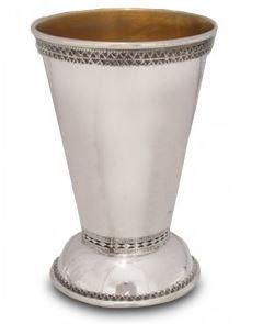 Nadav Handmade Sterling Silver Cup N40