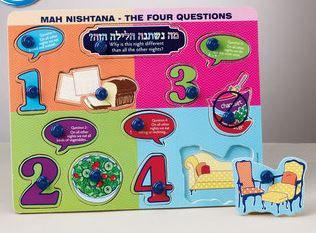 4 Questions Puzzle