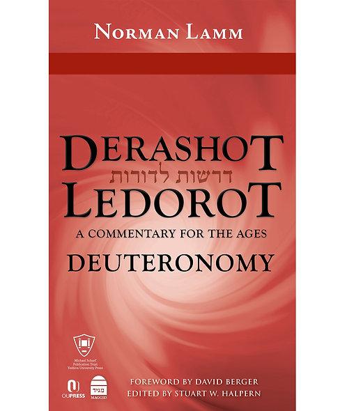 Derashot Ledorot: Deuteronomy