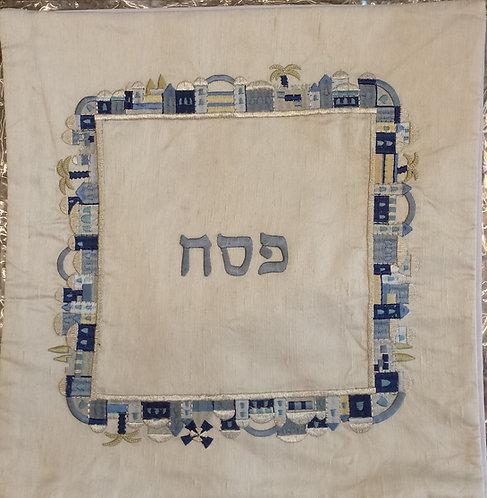 Emmanuel Matza Cover Blue Jerusalem