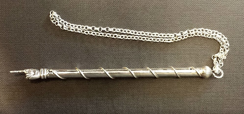 Sterling Silver Yad 23cm - Wired