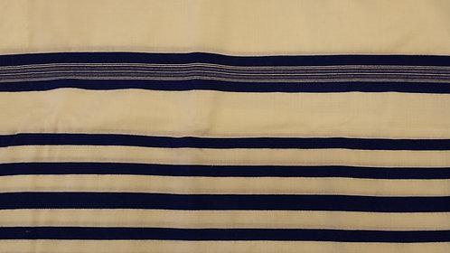Tallis - Prayer Shawl Blue