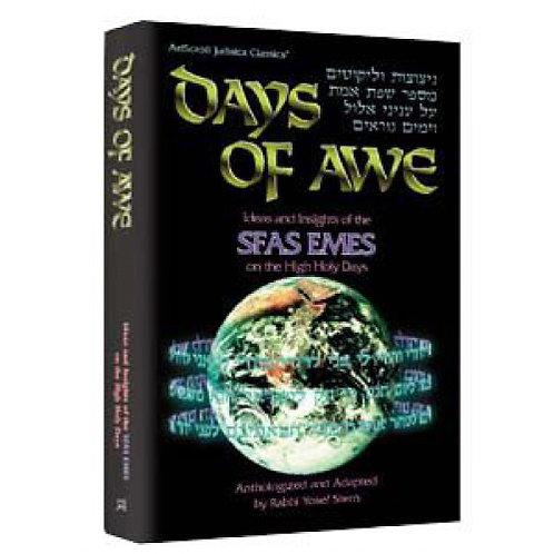 Days Of Awe: Sfas Emes