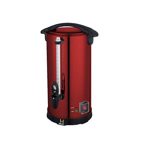 8 Litre Urn - Red