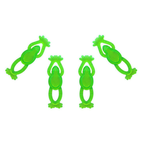 Stretchy Flying Frogs