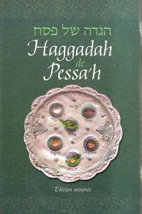 Kehot PB French Annotated Haggada