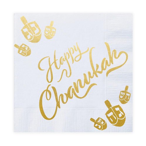Chanuka Napkins 5805