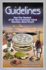Guidelines to Pesach