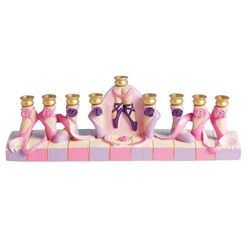 Ballet Menorah