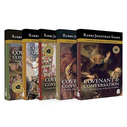 Covenant & Conversation 5 Volume Set