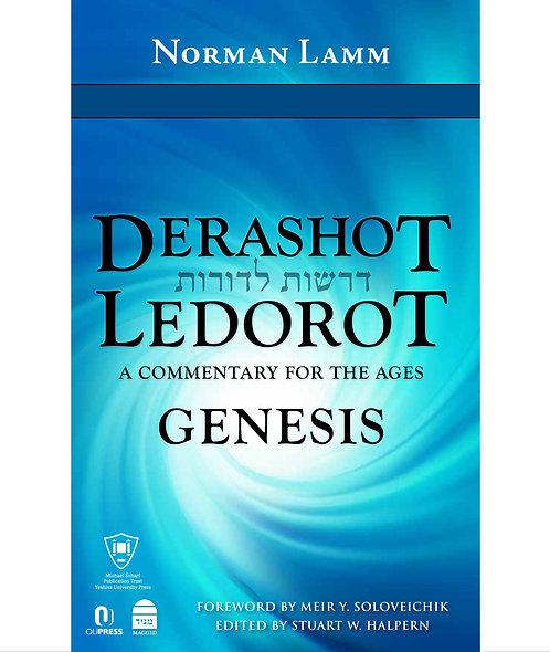 Derashot Ledorot: Genesis