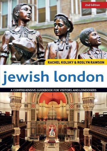 Jewish London, 2nd Edition