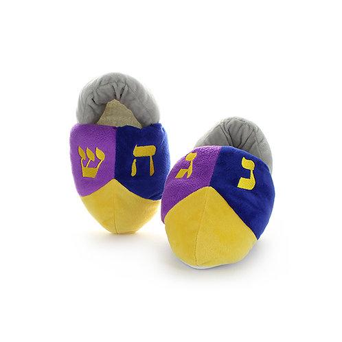 Chanukah Slippers