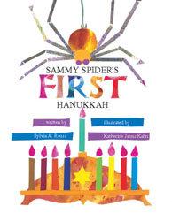 Sammy Spider's 1st Chanuka