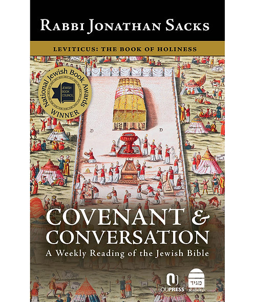 Covenant & Conversation Leviticus