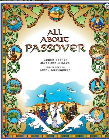 All About Passover (Paperback)