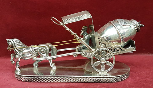 Horse & Chariot Spice Holder