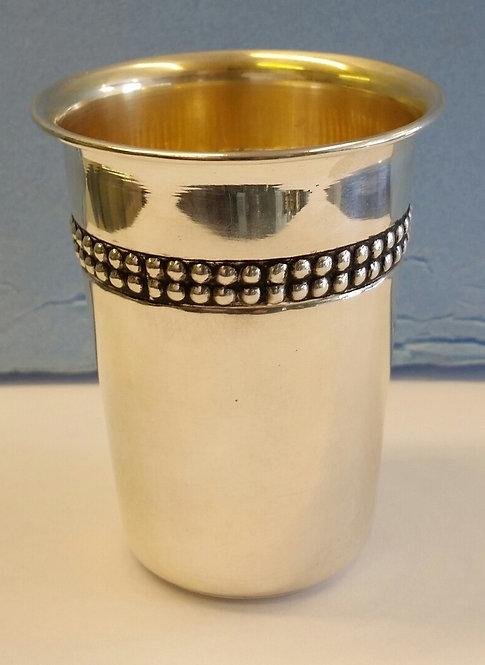 Kiddush Cup - Balls Design