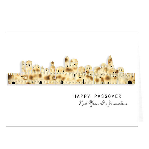 P-932 Passover Pack of 5 Cards