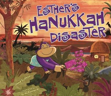 Esther's Hanukkah Disaster