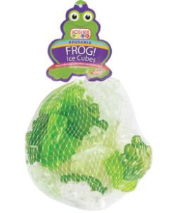 Reusable Ice Cubes - Frog