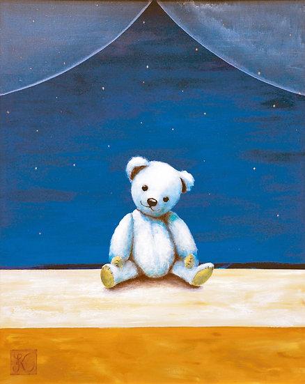 星を育てる|ジクレー版画