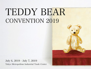 The 27th Japan Teddy Bear with Friends Convention 2019