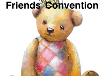 The 26th Japan Teddy Bear with Friends Convention 2018
