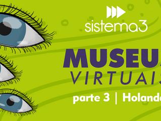 Museus virtuais: 3 opções em Amsterdã, na Holanda