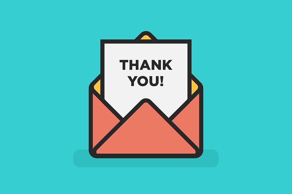 Thank you (Sistema 3)