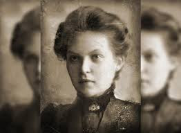 Clara Crane- The Candy Lady
